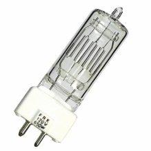 650W, FRK  220V / 240V Bulb, CP89  220 Volt, FRL