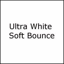 American Grip Super Soft White / Black Bounce 12x12