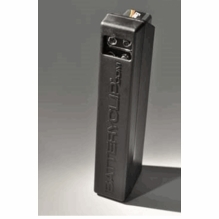 Battery Clip 9V Battery Dispenser holds (8) Batteries