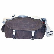 Domke RuggedWear F2 Shooters Camera Bag Brown Waxed