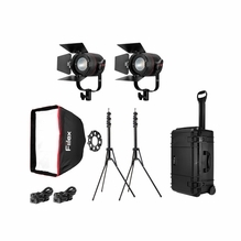 Fiilex K201 P360 Classic 2 Light LED Travel Kit