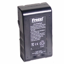 Frezzi 100Wh Lithium-Ion Battery w/ Meter for V-Lock Mount  FLB-100V