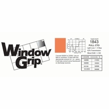 GAM WindowGrip Tape Full CTO 6 in. x 25 ft. Roll Rocket Tape