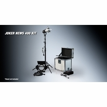 Joker News 400 HMI Light Kit   K0400JN