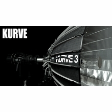 K5600 Joker Kurve 3 Parabolic Reflector Umbrella Kit