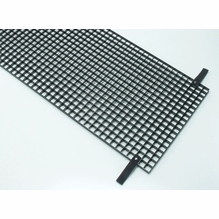 Kino Flo 2ft. 4Bank Louver Black LVR-2404-B