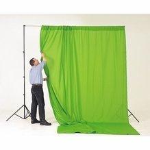 Lastolite Green Screen ChromaKey 10'x24'  LL LC5881