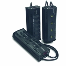 Leprecon Standard Power,Stage Pin, 15A, 6 Channel Dimmer Pack, DMX, 1800W Max.