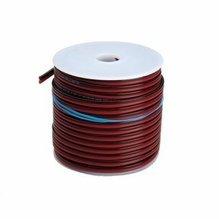 LiteGear Zip Wire Cord 18/2, Red / Black, 100ft