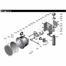 Lowel DP Light Parts D2-10