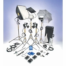 Lowel DV 55 Pro Light Kit    DVP-95
