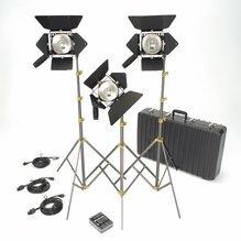 Lowel Omni Action Three Light Kit w/ TO-83 Case  O1-923Z