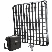 Modern 4x4 Soft Fabric Egg Crate 50°  w/Case