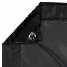 Modern Studio 12'x12' Silk (Artificial Black) with Bag