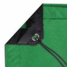 Modern Studio 12x12 Chroma Green Screen w/Bag