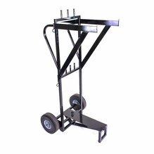 Modern Studio Grip Stand / C-stand Cart holds 12
