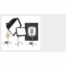 Quartz + 1 LightBanks /Tungsten and HMI Lights