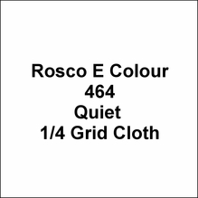 "Rosco 464 Quiet Quarter Grid Cloth Diffusion Lighting Gel Roll 60""x20ft"