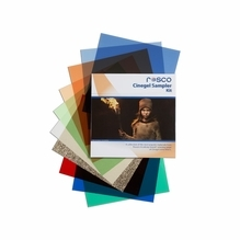 "Rosco Cinegel Sampler Gel Filter Pack (15) Sheets 20""x24"""