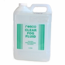 Rosco Clear Fog Fluid 4L, 4 Liter