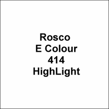 "Rosco E Colour 414 HiLight Diffusion Lighting Gel Roll 55""x22'"