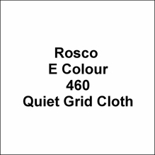 "Rosco E Colour 460 Quiet Grid Cloth Lighting Gel Roll 60""x20ft"
