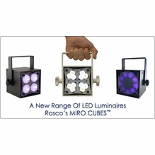 Rosco Miro Cube LED Light