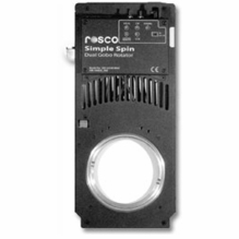 Rosco Simple Spin Dual Gobo Rotator for Stage and Studio
