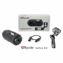 Rycote Softie Windshield Kit 18cm (19/22) Standard Hole
