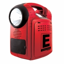 WeatherRite Essential Emergency Power Supply & Light