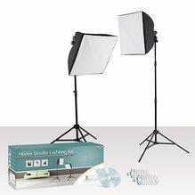 Westcott Home Photo Studio Fluorescent Daylight Lighting Kit w/  DVD, 407