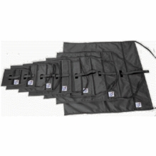 "Advangtage 7"" Scrim Bag Black M690"