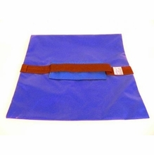 American 35lb Sandbag Empty Fly Away Velcro in Center  SB11