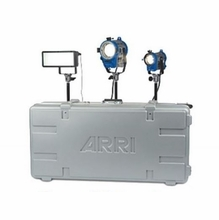 Arri Hybrid Plus H4 LED Locaster AC Kit with Wheels,  LK.0005571