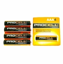 Duracell ProCell AAA Battery Alkaline - 4 Pack