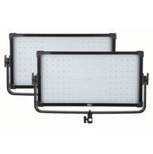 F&V Z1200S UltraColor LED 2 Light Kit - BICOLOR - V-Mount