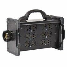 Lex Bento Box 19 Multi-Pin to 20A  Edison Breakout, Feed Thru