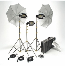 Lowel Trans Light 3 Tota Light Kit with Soft Case T1-923LBZ