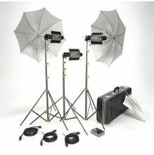Lowel Trans Light Kit T1-923Z, 3 Tota Lights.