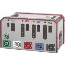 Mole Richardson Cam-Lok® Pass-Thru Plus 600 Amps Three Phase