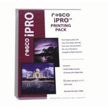 Rosco Image Pro iPro Slide Printing Pack 265279850010