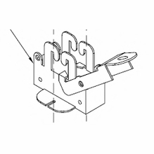 Socket / Lamp Holder   482-30P11