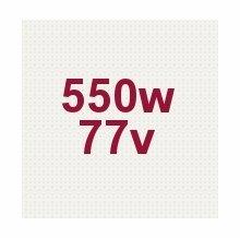 550W-77V