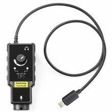Saramonic SmartRigDi w/ Lightning Connector XLR Smartphone Mic Adapter