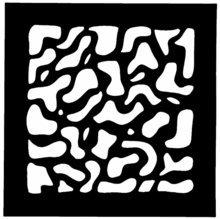Chimera Cucaloris Breakup Micro Window Pattern  5365