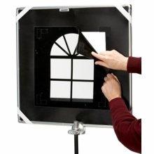 "Chimera Micro Window Holder 24""x24""  5305"