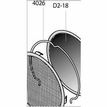 Lowel DP Light Reflector Retaining Spring, Part 4026
