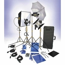 Lowel DV Creator 55 Light Kit with Soft Case DV-903LBZ