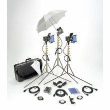 Lowel Go All Pro 3 Light Kit with Soft Case P1-93ULBZ