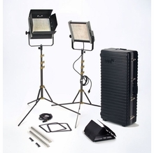 Lowel Prime Location LED 2 Light Kit - DAYLIGHT- SONY